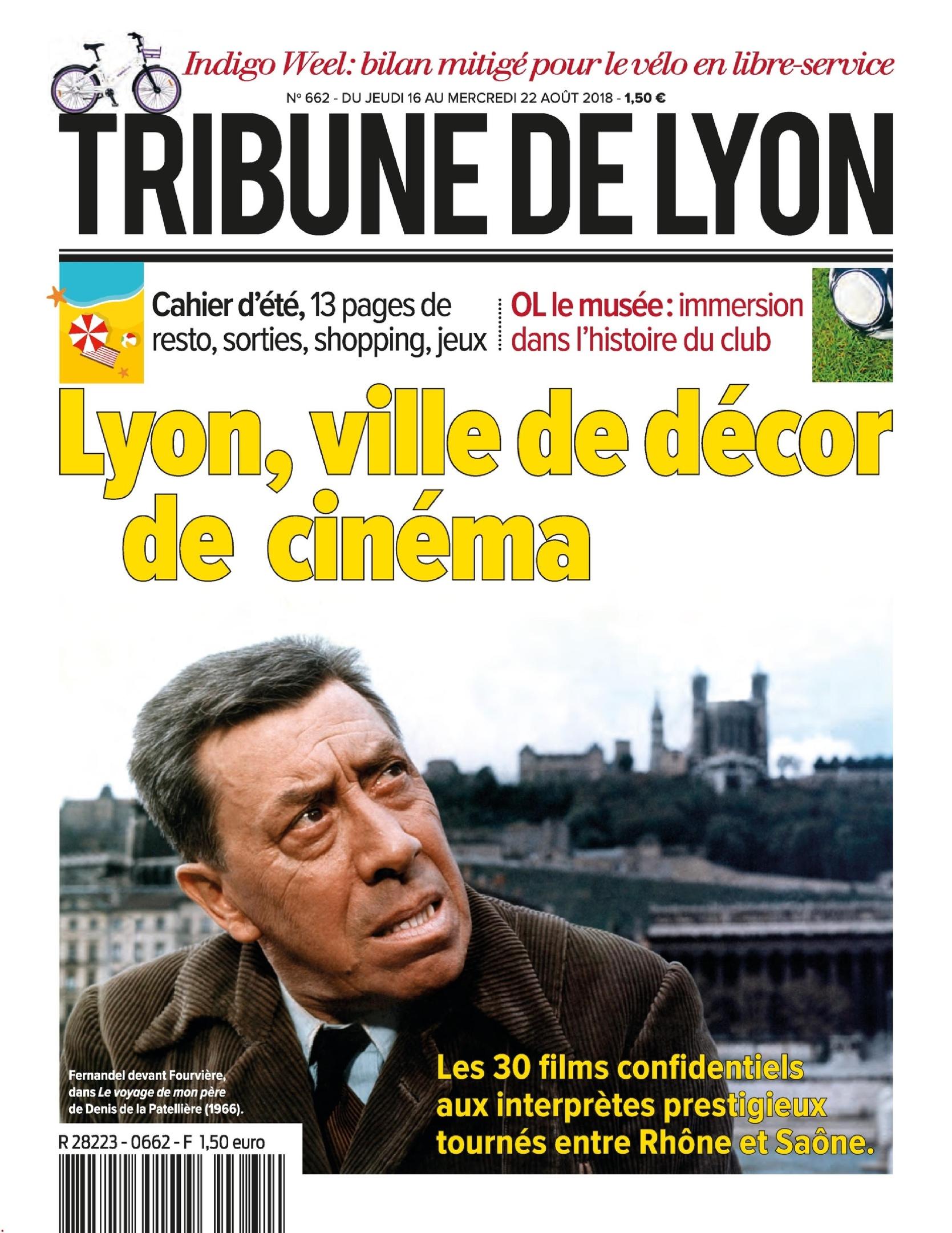 Tribune De Lyon – 16 Août 2018