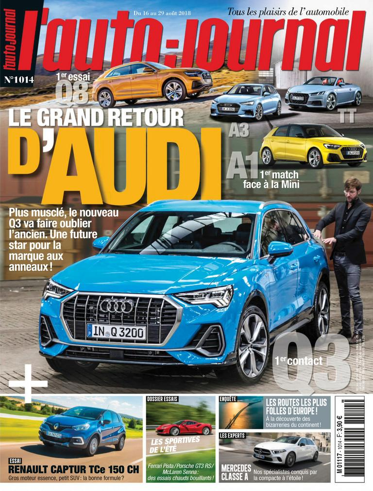 L'Auto-Journal – 16 Août 2018