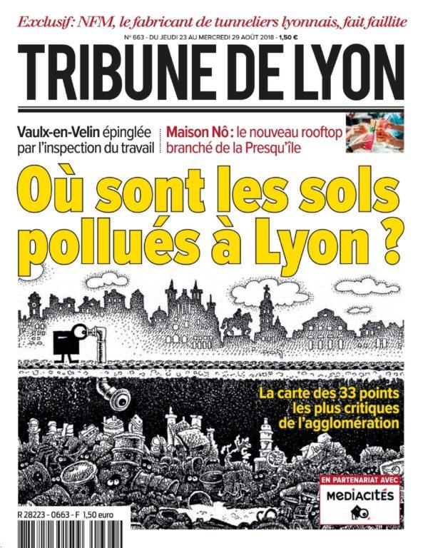 Tribune De Lyon – 23 Août 2018