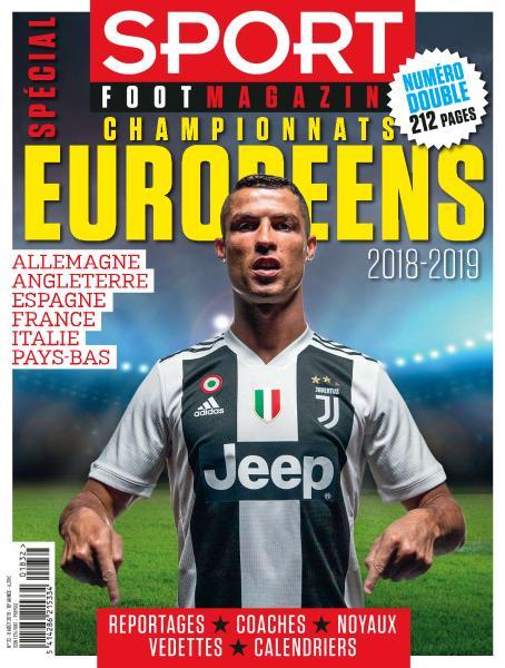 Sport Foot Magazine – 8 Août 2018