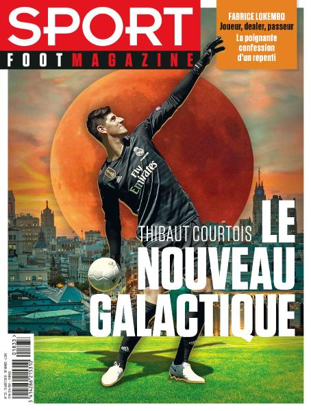 Sport Foot Magazine – 15 Août 2018
