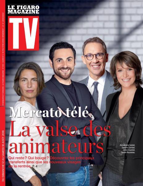 TV Magazine – 12 Août 2018
