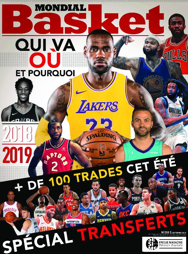 Mondial Basket – Août 2018