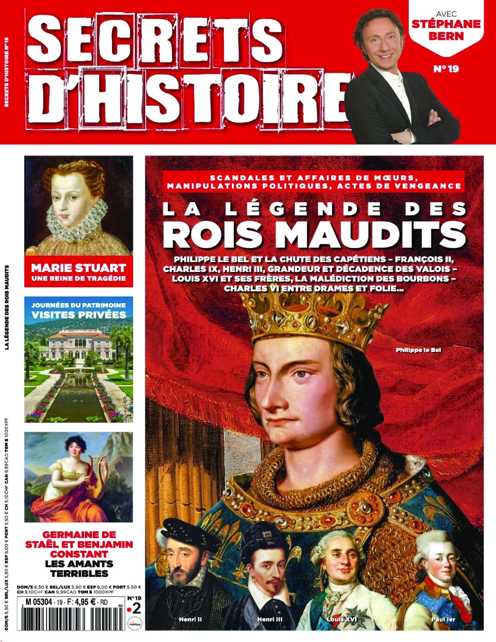 Secrets D'Histoire – Août 2018