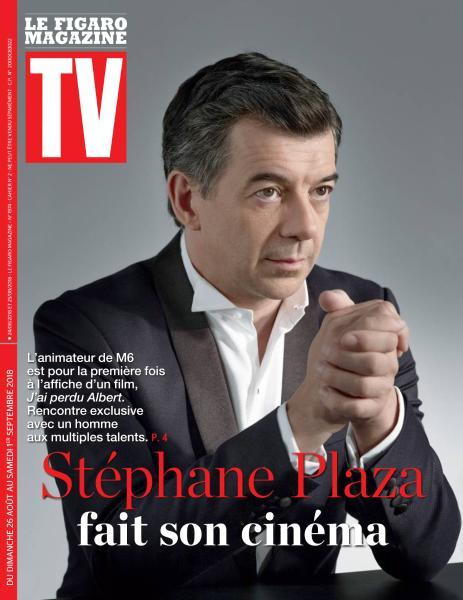 TV Magazine – 26 Août 2018
