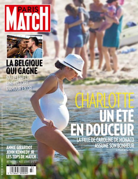 Paris Match Belgique – 16 Août 2018
