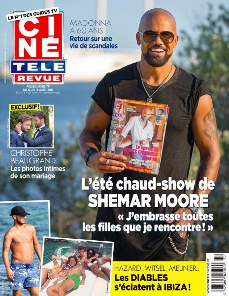 Ciné Télé Revue – 10 Août 2018