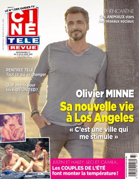 Ciné Télé Revue – 17 Août 2018