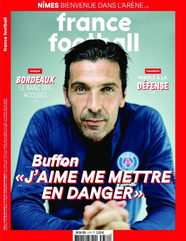 France Football – 28 Août 2018