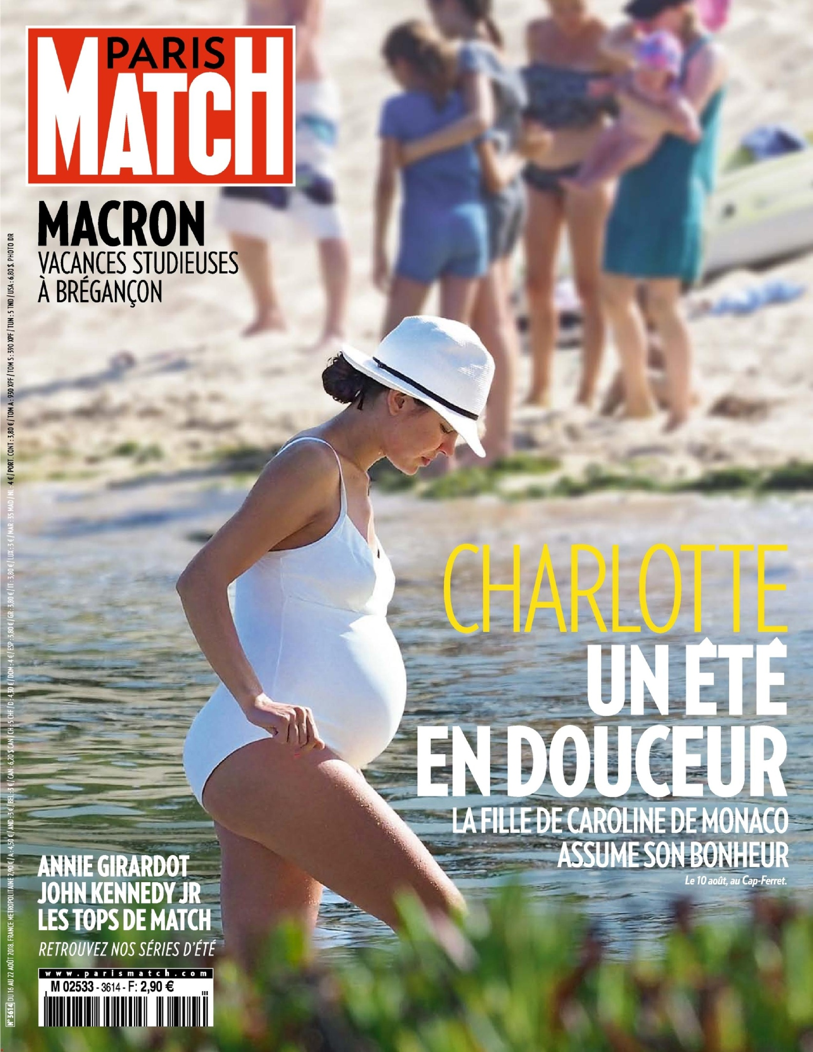 Paris Match – 16 Août 2018