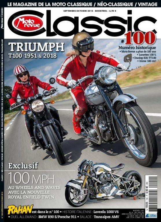 Moto Revue Classic – Septembre 2018