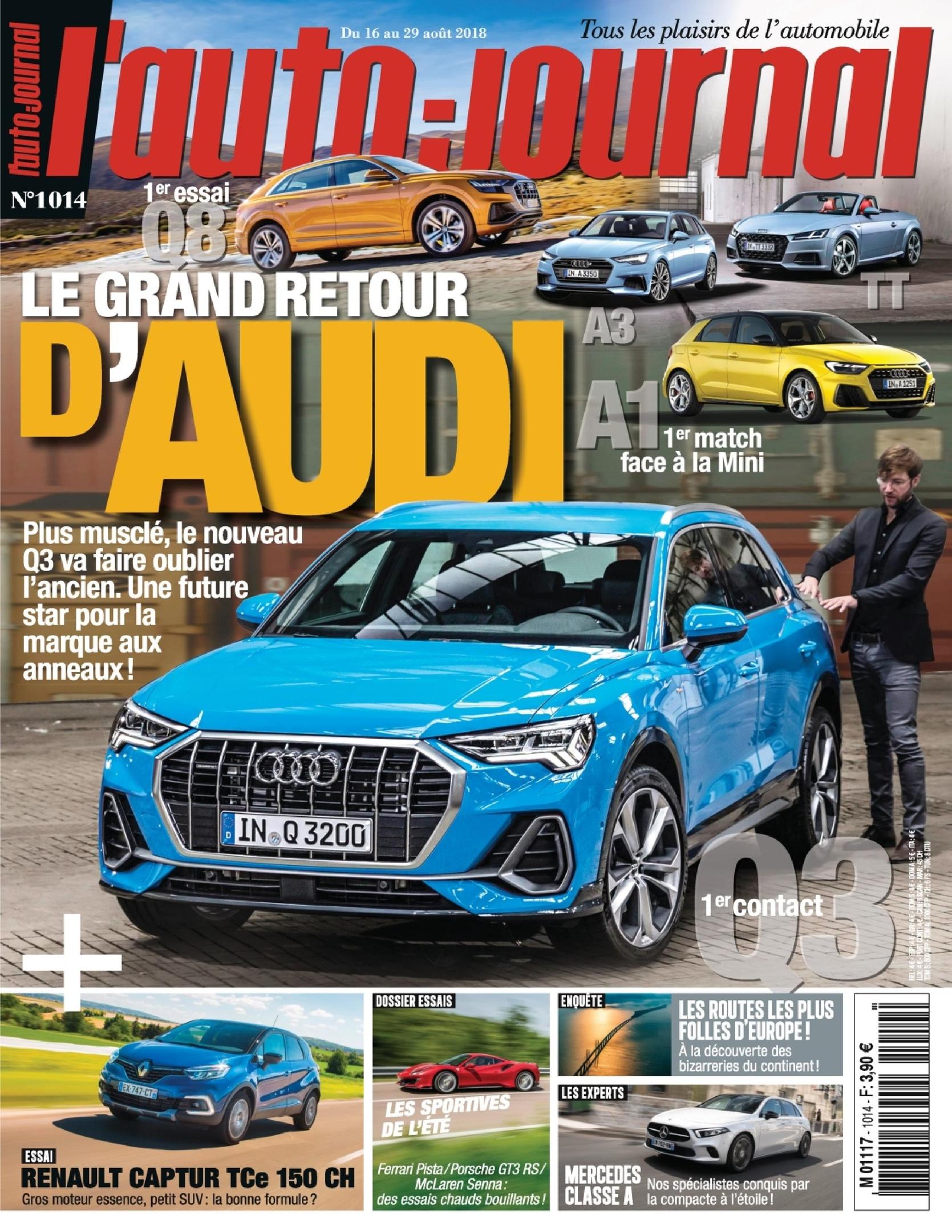 L'Auto-Journal – 17 Août 2018