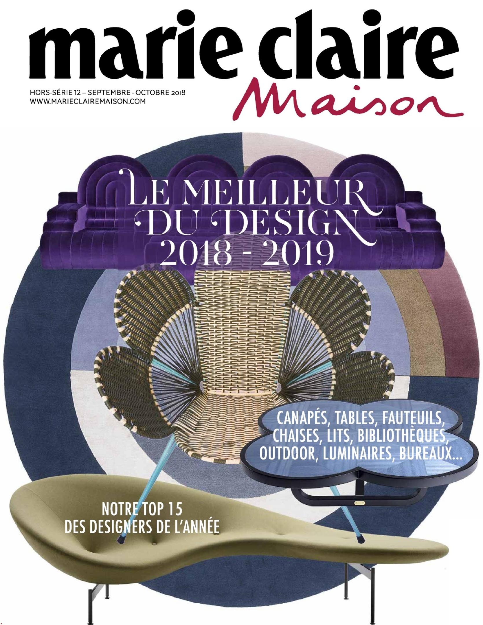 Marie Claire Maison Hors-Série – Août 2018