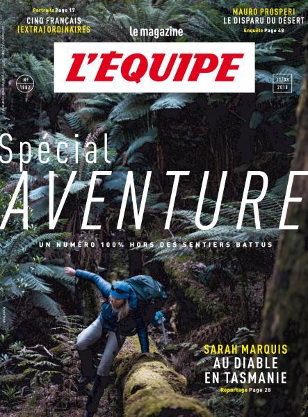 L'Equipe Magazine – 11 Août 2018
