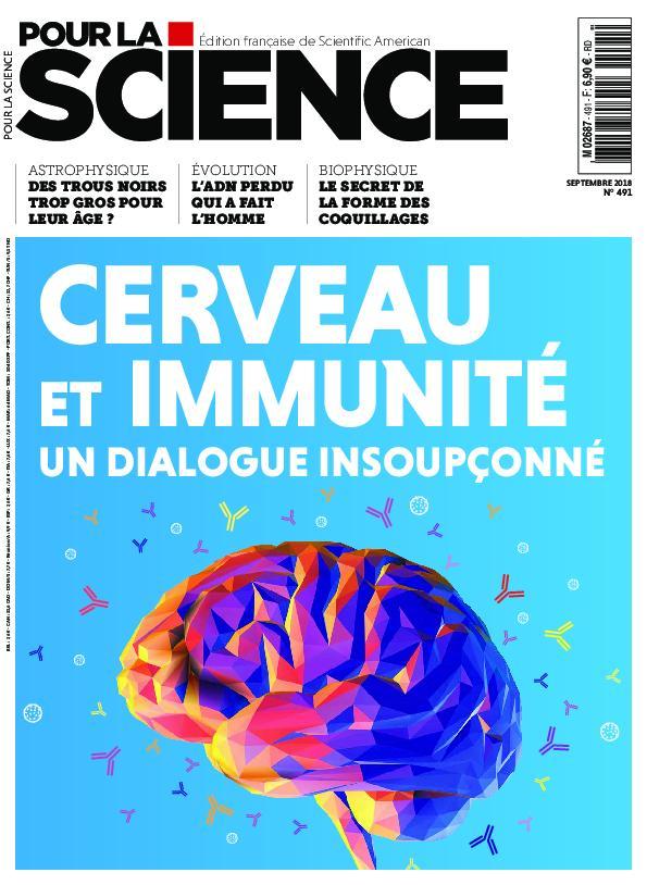 Pour La Science – Septembre 2018