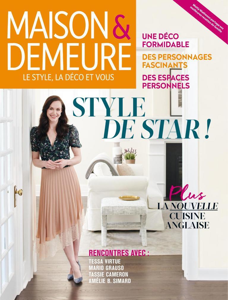 Maison & Demeure – Septembre 2018