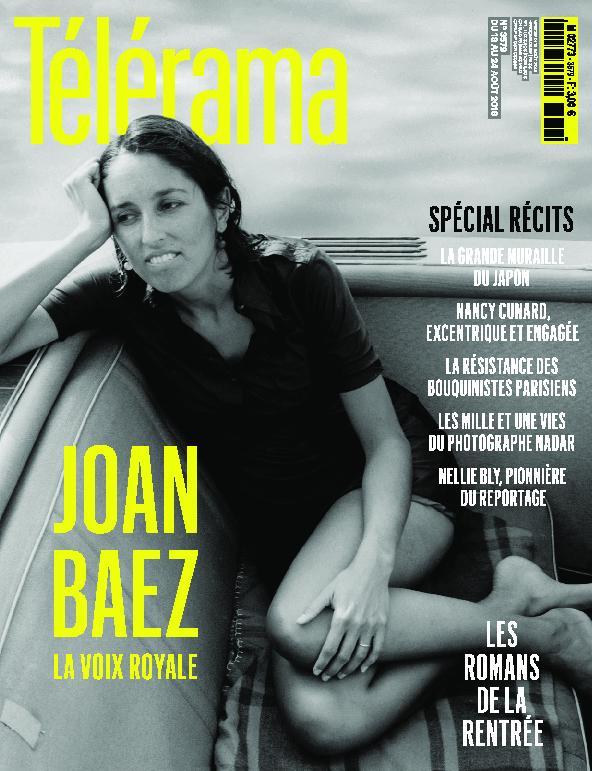Télérama Magazine – 18 Août 2018