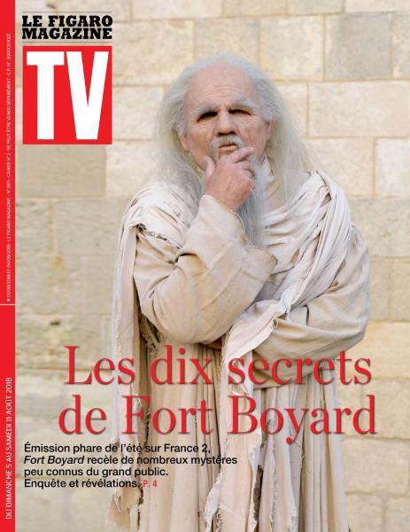 TV Magazine – 5 Août 2018