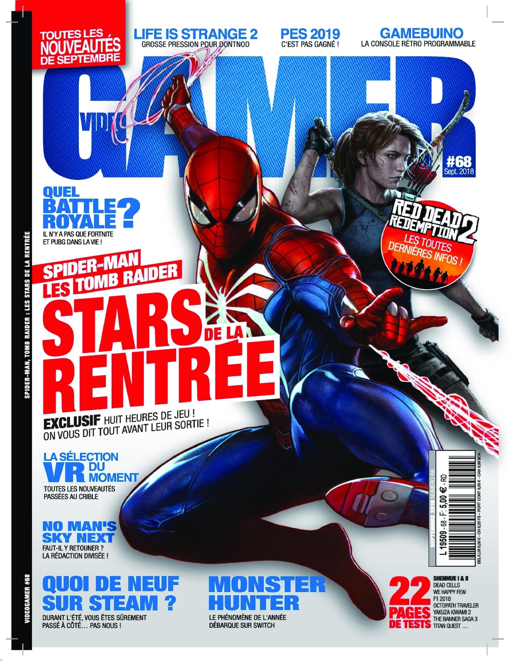 Video Gamer – Septembre 2018