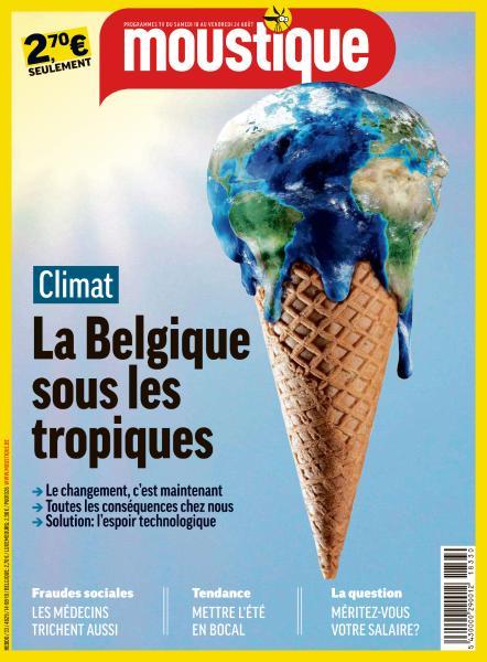 Moustique Magazine – 18 Août 2018
