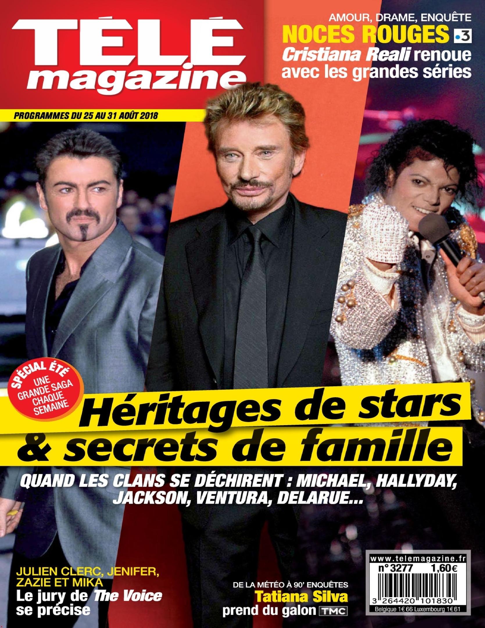 Télémagazine – 25 Août 2018