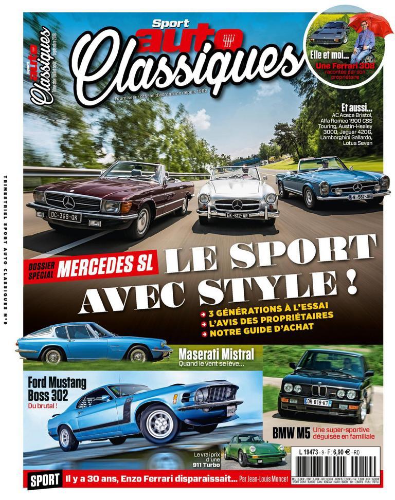 Sport Auto France – Septembre 2018