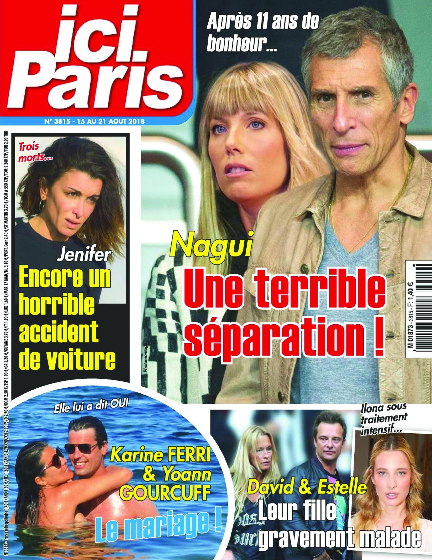 Ici Paris – 15 Août 2018