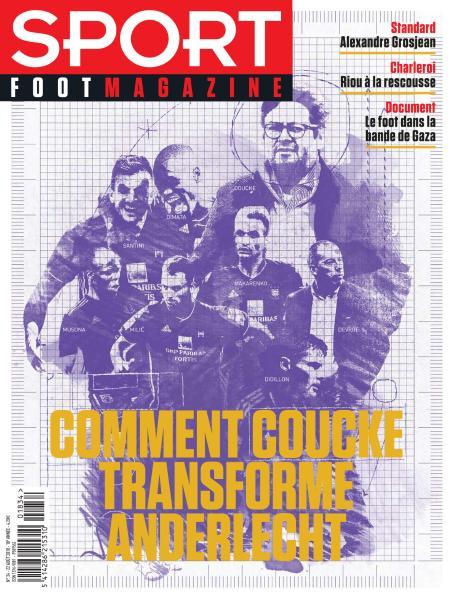 Sport Foot Magazine – 22 Août 2018