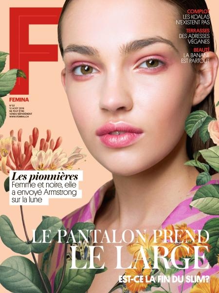 Femina France – 12 Août 2018
