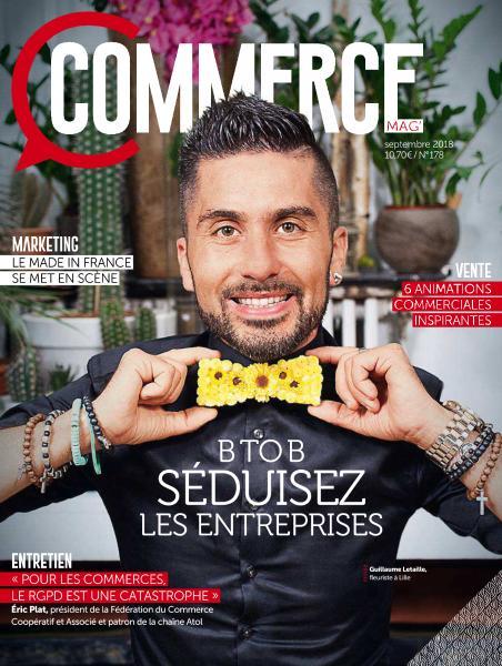 Commerce Magazine – Septembre 2018