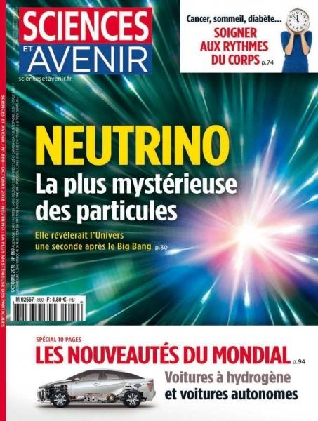 Sciences Et Avenir – Octobre 2018