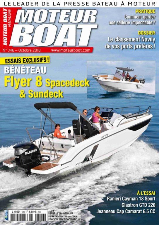 Moteur Boat – Octobre 2018