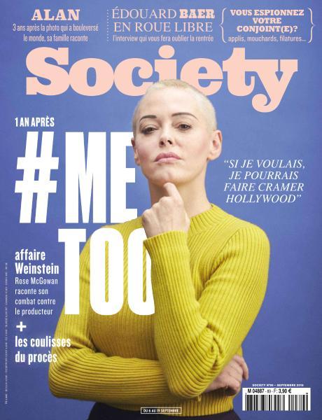 Society – 6 Septembre 2018