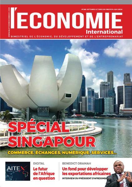 Le Quotidien De L'économie Magazine Afrique – Septembre-Octobre 2018