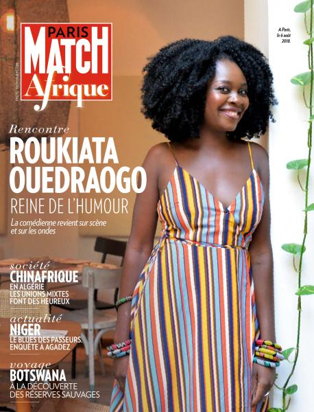 Paris Match Afrique – Septembre 2018