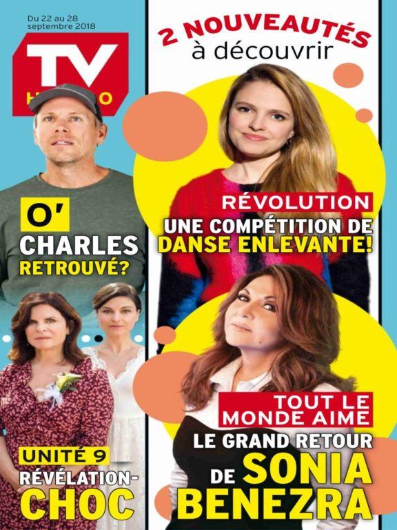 TV Hebdo – 22 Septembre 2018