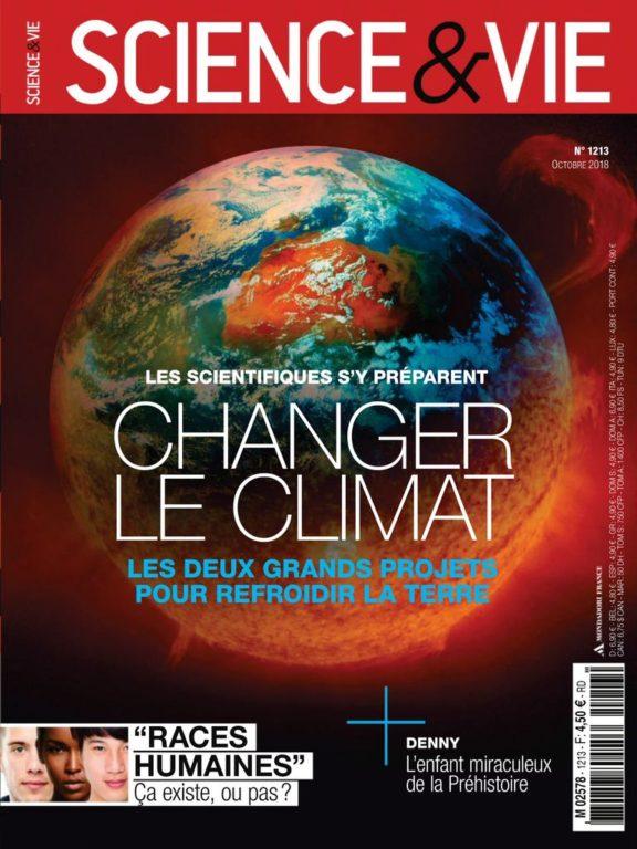 Science & Vie – Octobre 2018