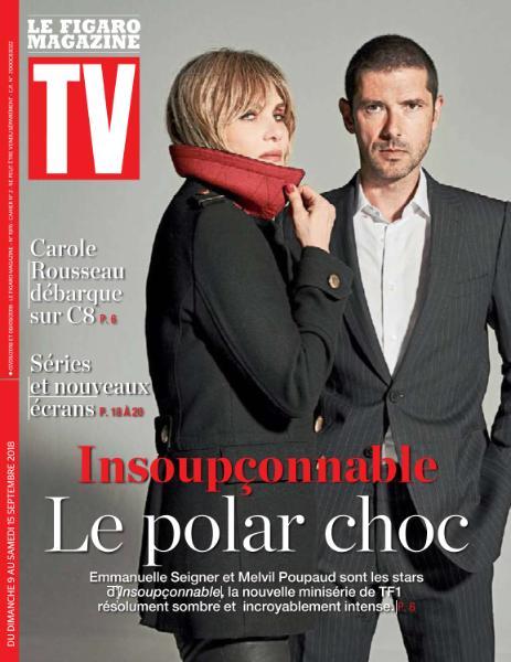 TV Magazine – 9 Septembre 2018