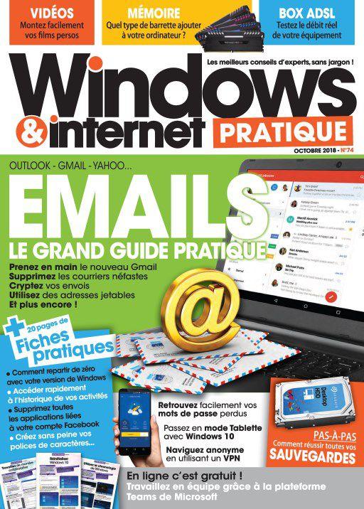 Windows & Internet Pratique – Octobre 2018