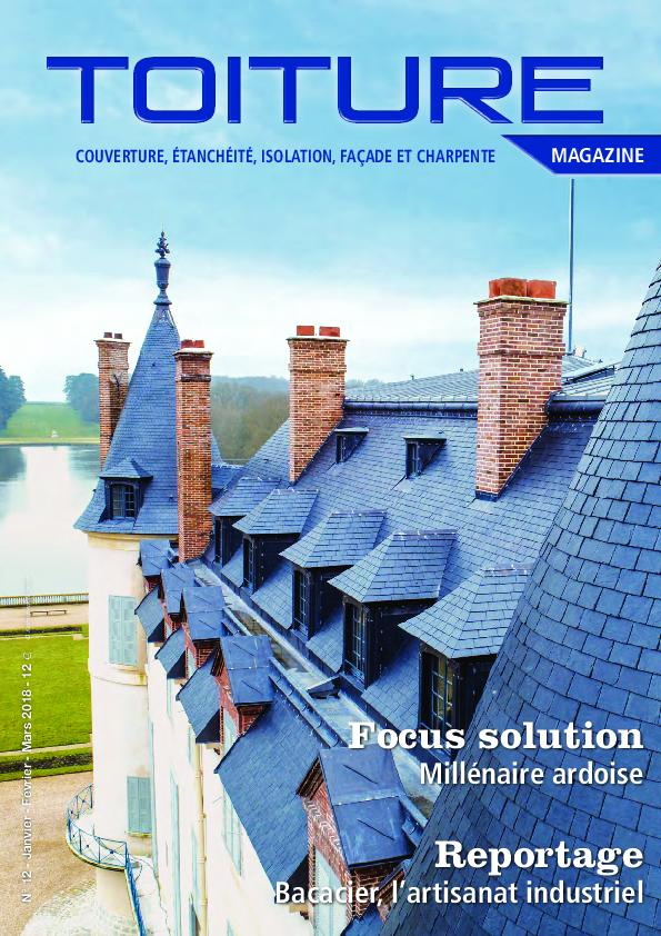 Toiture Magazine – Mai 2018