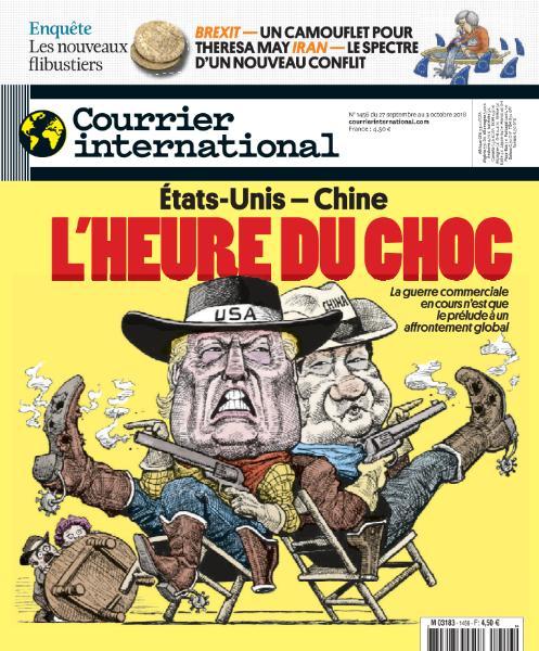 Courrier International – 27 Septembre 2018