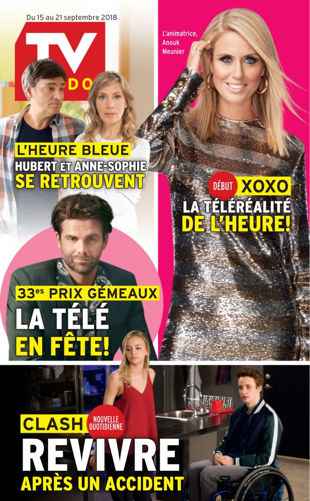 TV Hebdo – 15 Septembre 2018