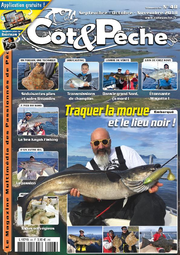 Côt&Pêche – Septembre 2018