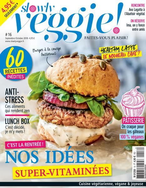 Slowly Veggie France – Septembre-Octobre 2018