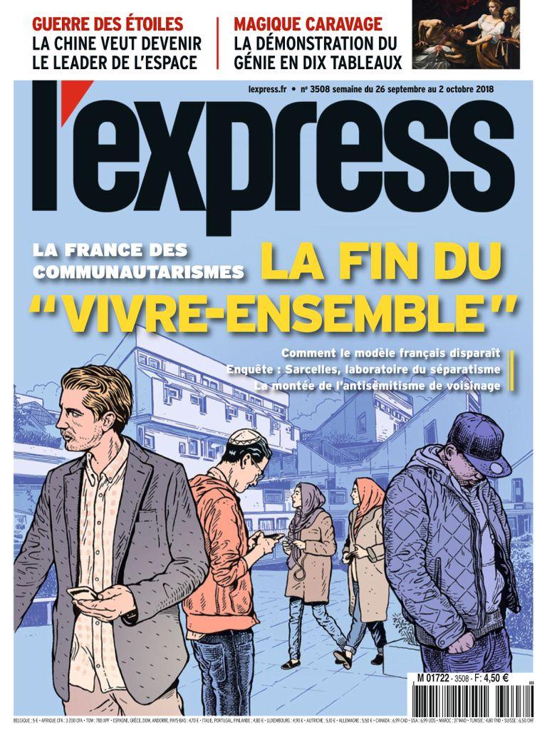 L'Express – 26 Septembre 2018