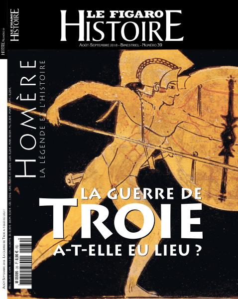 Le Figaro Histoire – Août-Septembre 2018