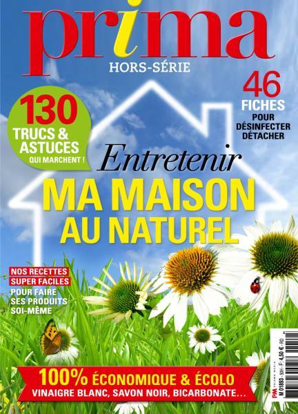 Prima Hors-Série – Ma Maison Au Naturel – N.50 2018
