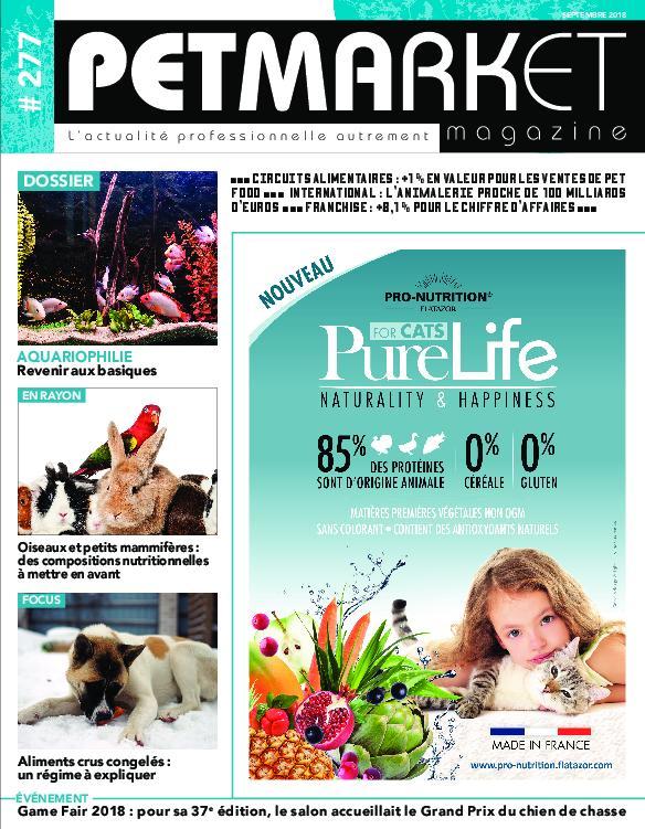 Petmarket – Septembre 2018