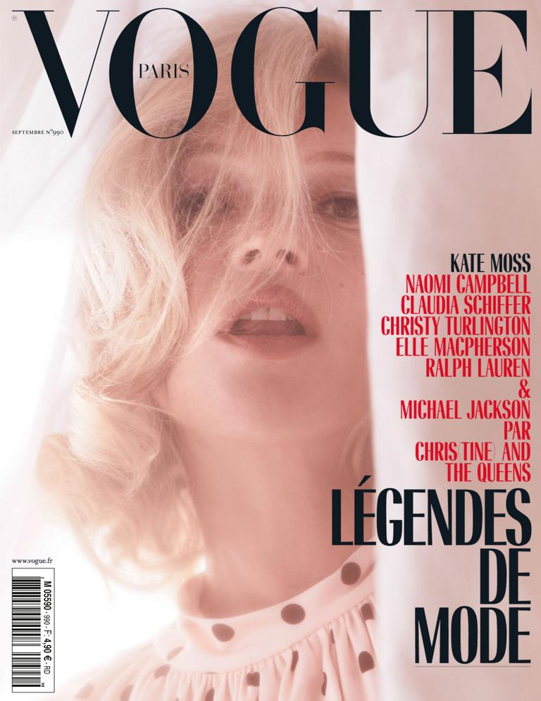 Vogue Paris – Septembre 2018
