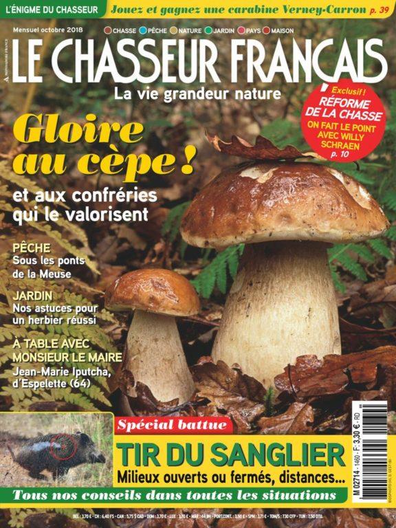 Le Chasseur Français – Octobre 2018